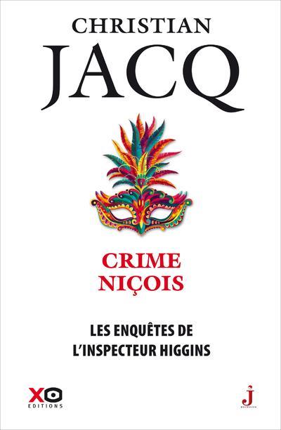 LES ENQUETES DE L'INSPECTEUR HIGGINS - TOME 35 CRIME NICOIS - VOL35