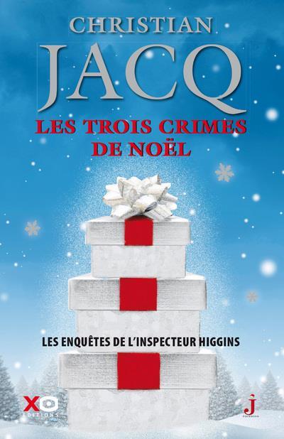 LES TROIS CRIMES DE NOEL (EDITION COLLECTOR 2020)
