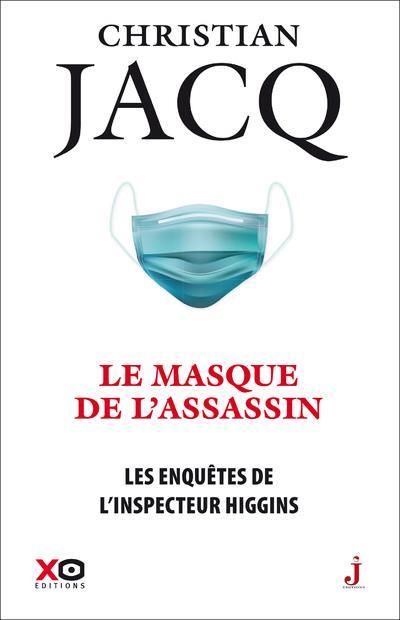 LES ENQUETES DE L'INSPECTEUR HIGGINS - TOME 41 LE MASQUE DE L'ASSASSIN - VOL41