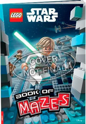 LEGO STAR WARS LIVRE DES LABYRINTHES