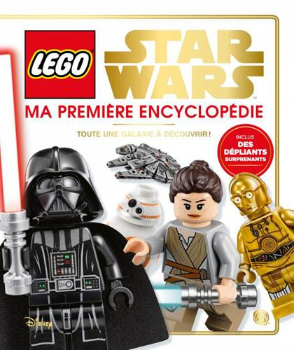 LEGO STAR WARS MA PREMIERE ENCYCLOPEDIE