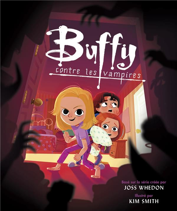 BUFFY CONTRE LES VAMPIRES, L'ALBUM ILLUSTRE