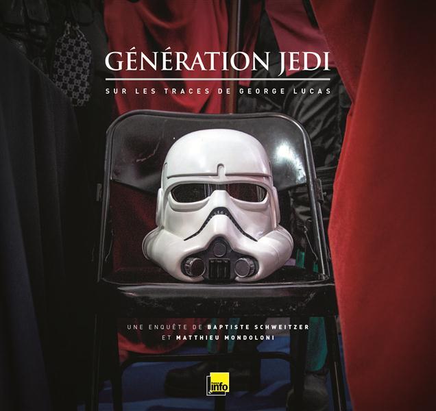 STAR WARS GENERATION JEDI