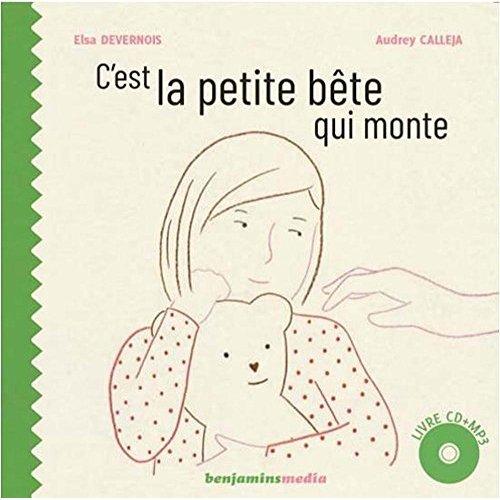 C'EST LA PETITE BETE QUI MONTE (+CD MP3 +BRAILLE/GROS CAR.)