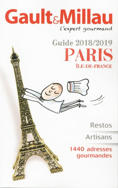 GUIDE PARIS ILE DE FRANCE 2018/2019