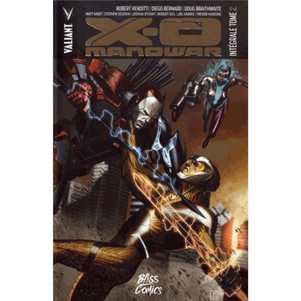 X-O MANOWAR-INTEGRALE T02