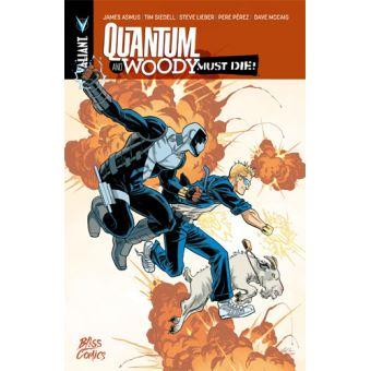 QUANTUM AND WOODY MUST DIE !