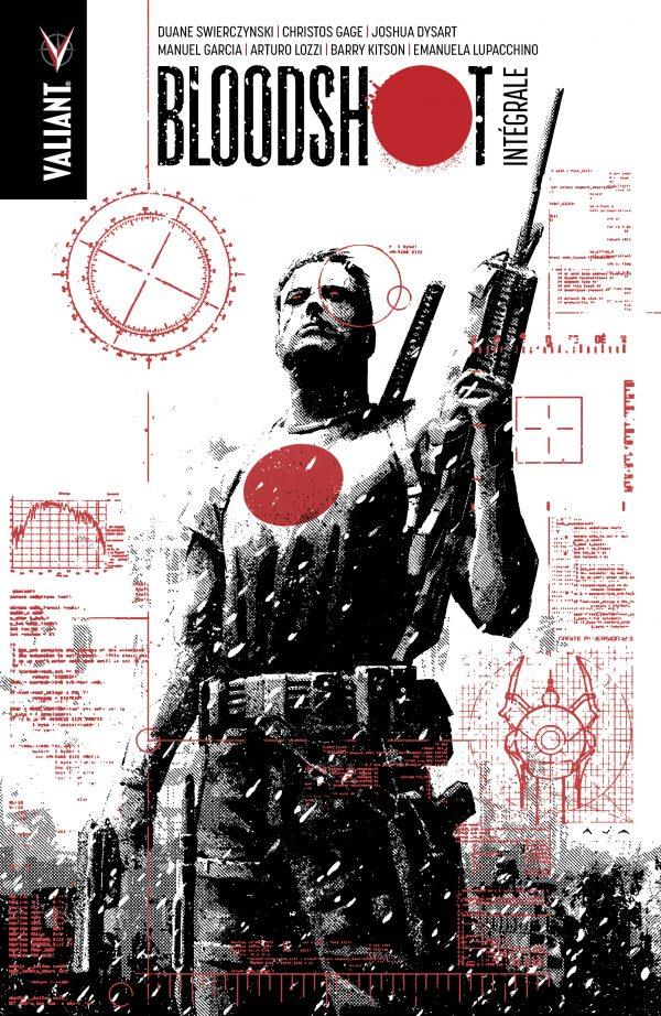 BLOODSHOT L'INTEGRALE