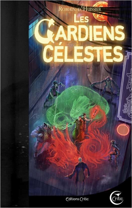CHRONIQUES DE L'ETRANGE 3 - LES GARDIENS CELESTES
