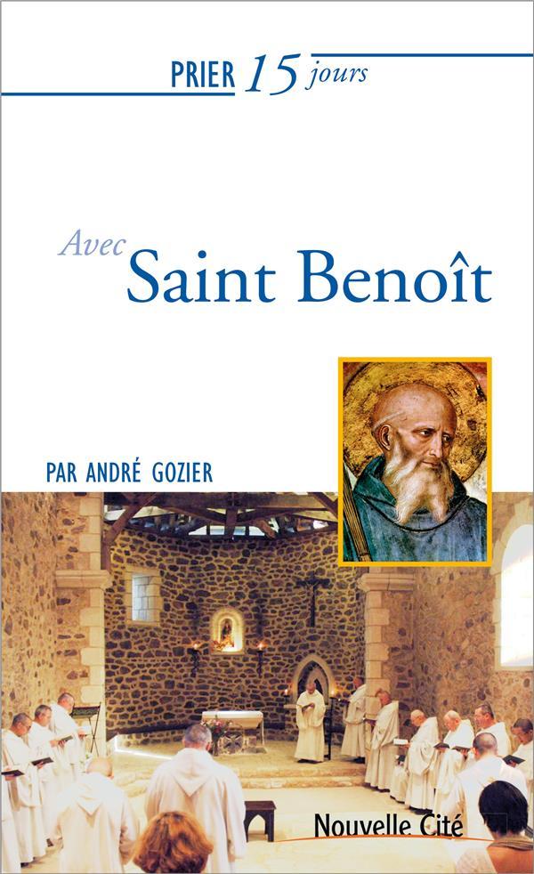 PRIER 15 JOURS AVEC SAINT BENOIT - NOUVELLE EDITION 2019