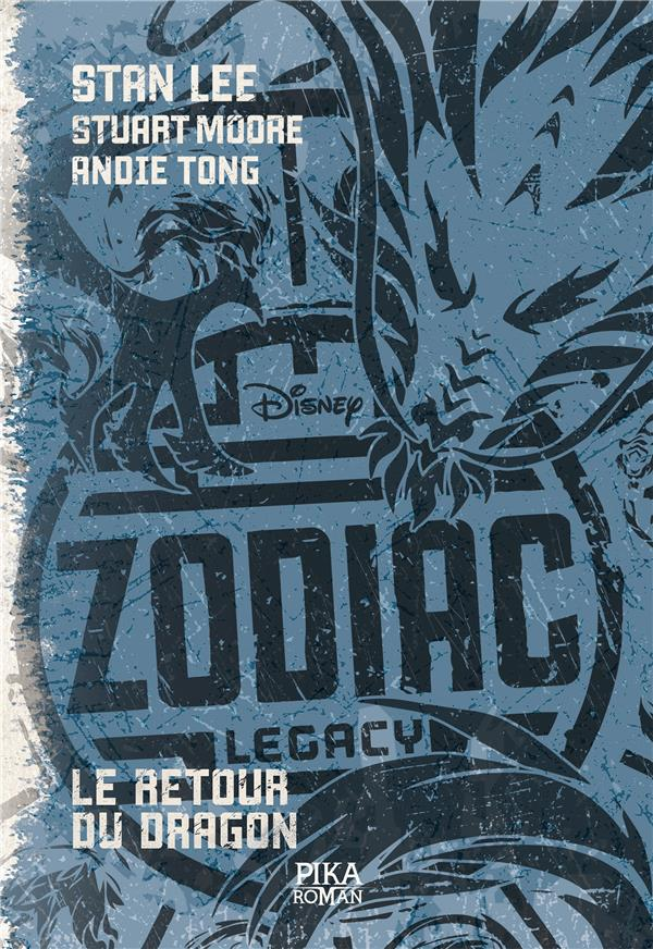 ZODIAC LEGACY T02