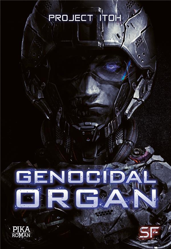 GENOCIDAL ORGAN - VOLUME UNIQUE