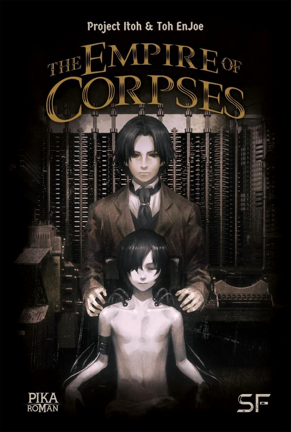 THE EMPIRE OF CORPSES - VOLUME UNIQUE