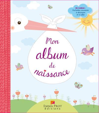 MON ALBUM DE NAISSANCE