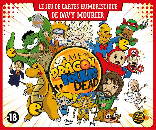 GAME OF DRAGON BOULE DEAD