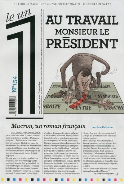 LE 1 NUMERO 154 AU TRAVAIL MONSIEUR LE PRESIDENT