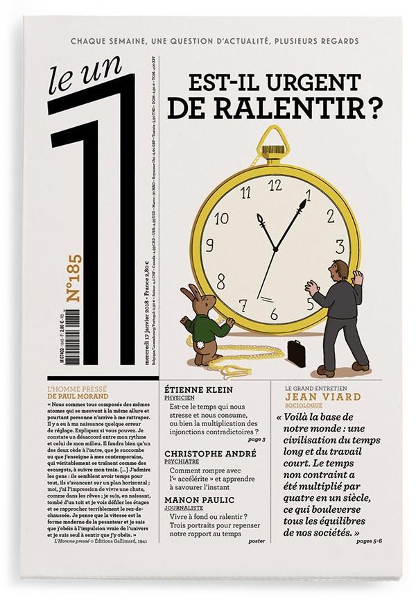 LE 1 NUMERO 185 EST-IL URGENT DE RALENTIR ?