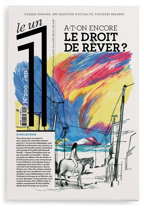 LE 1 NUMERO 200 2 EN 1 A-T-ON ENCORE LE DROIT DE REVER ?