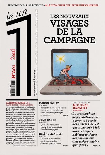 LE 1 NUMERO 201 2 EN 1 LES NOUVEAUX VISAGES DE LA CAMPAGNE