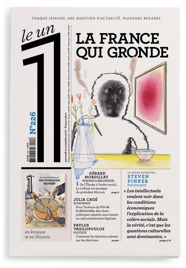 FRANCE QUI GRONDE