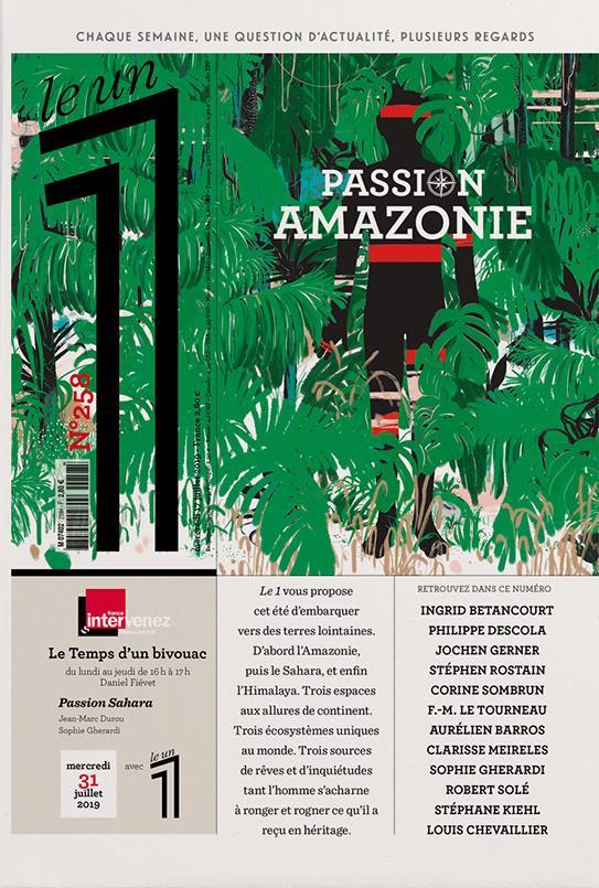 LE 1 N258 PASSION AMAZONIE