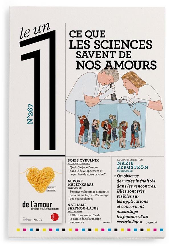 LE 1 NUMERO 267 CE QUE LES SCIENCES SAVENT DE NOS AMOURS
