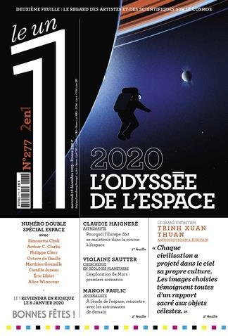 LE 1 N277 2020 L'ODYSSEE DE L'ESPACE
