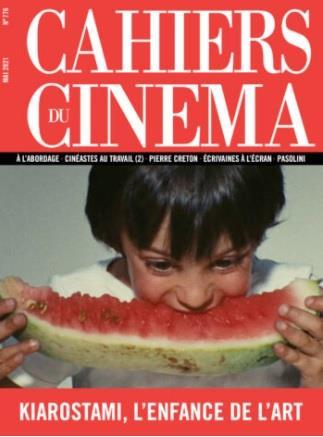 CAHIERS DU CINEMA N 776 - MAI 2021