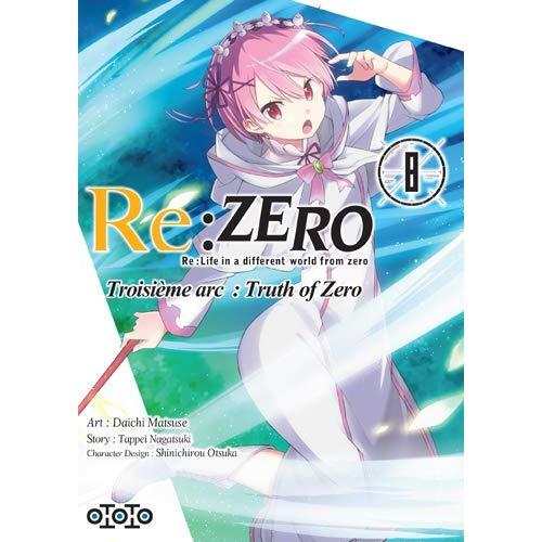 RE : ZERO ARC 3 T08