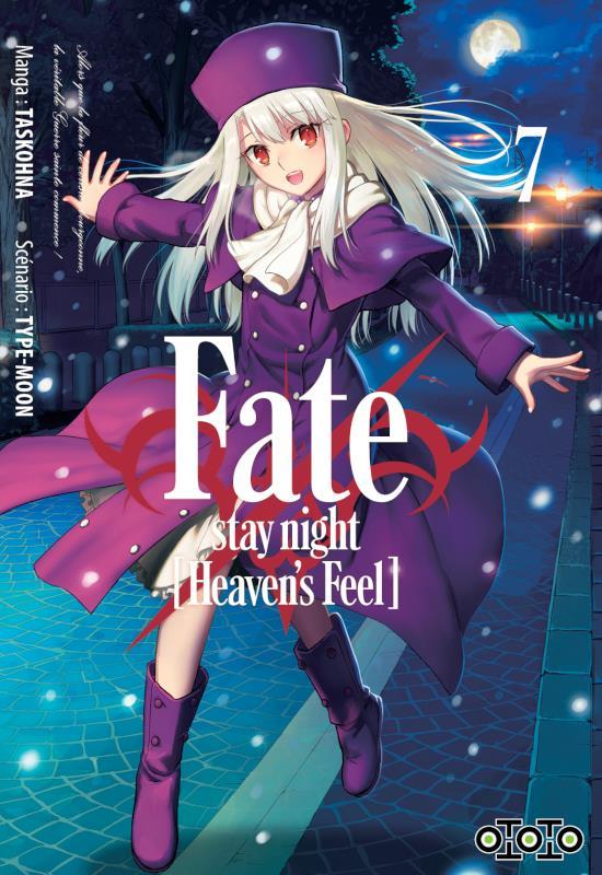 FATE HEAVEN'S FEEL T07
