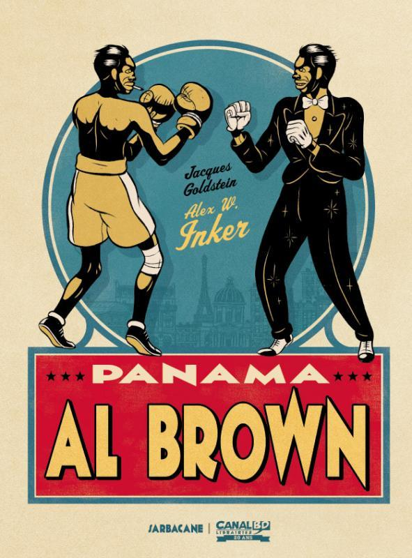 PANAMA AL BROWN EDITION COLLECTOR CANAL BD