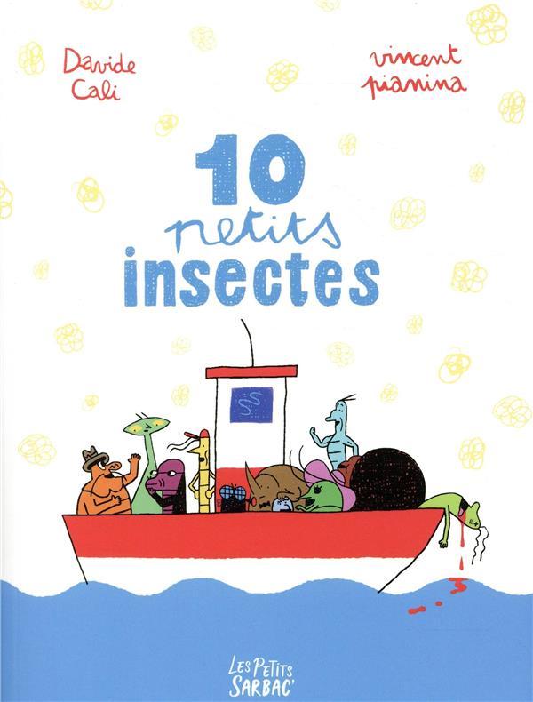 10 PETITS INSECTES