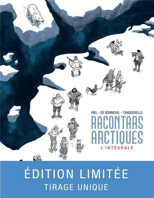 RACONTARS ARCTIQUES (INTEGRALE)