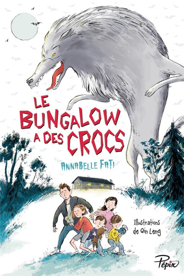LE BUNGALOW A DES CROCS