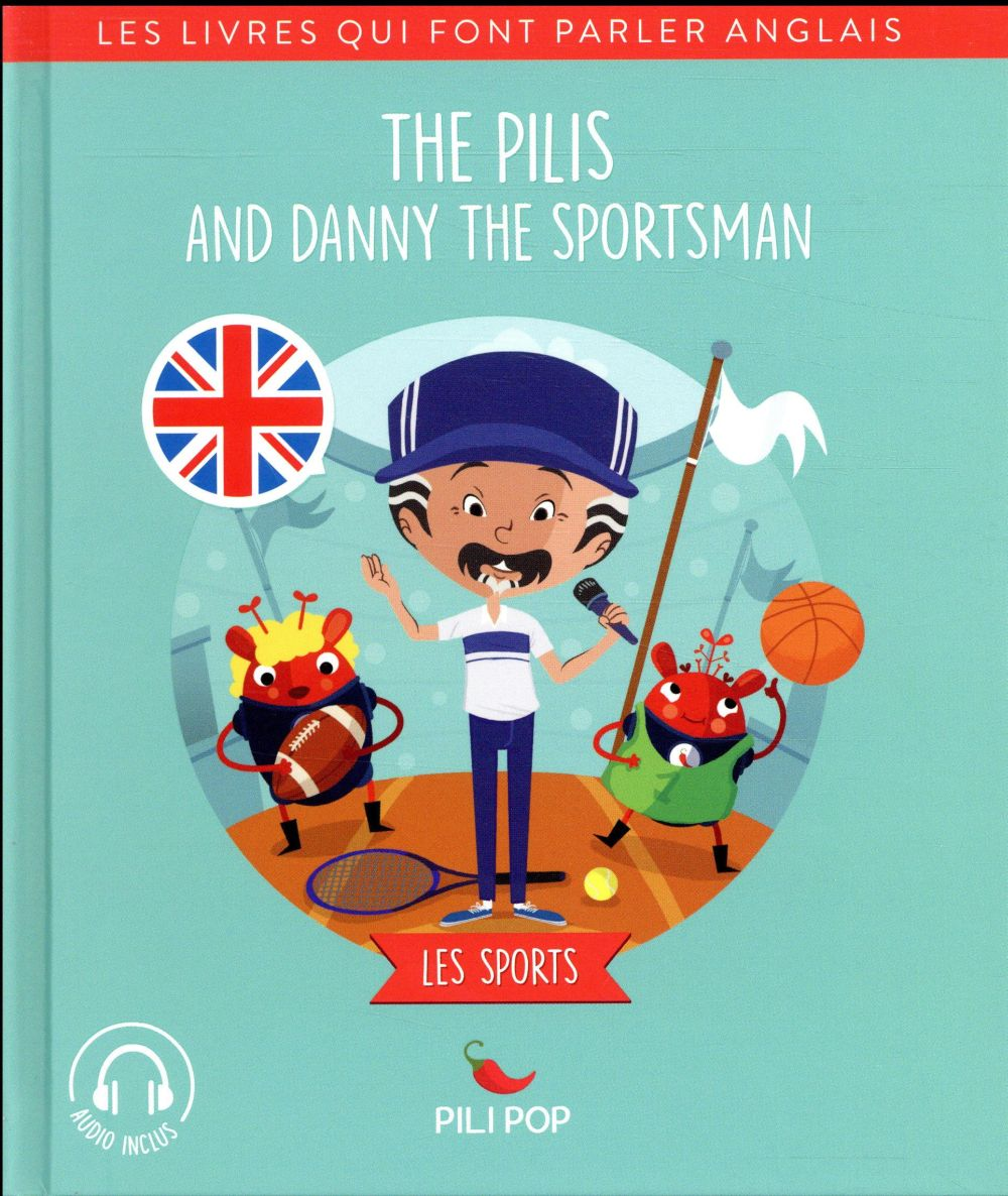 THE PILIS AND DANNY THE SPORTSMAN