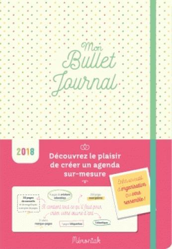 MON BULLET JOURNAL MEMONIAK 2018