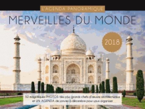 AGENDA PANORAMIQUE MERVEILLES DU MONDE 2018
