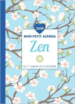 MON PETIT AGENDA ZEN 2019