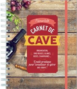 CARNET DE CAVE MEMONIAK