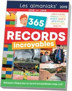ALMANIAK 365 RECORDS INCROYABLES 2019