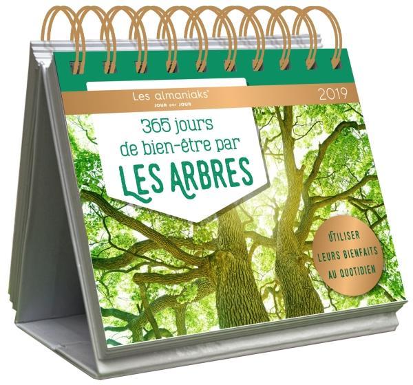 ALMANIAK 365 JOURS DE BIEN-ETRE PAR LES ARBRES 2019