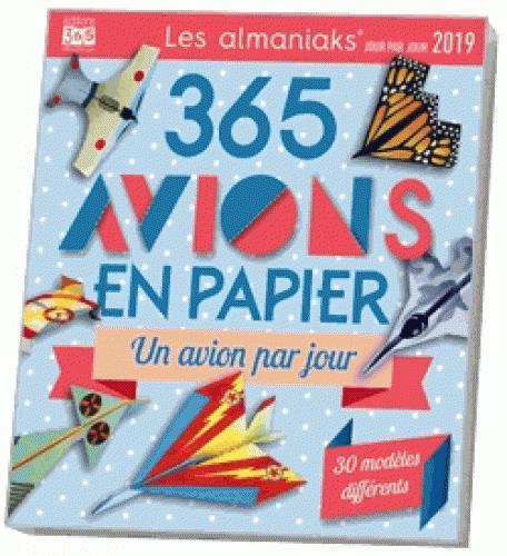 ALMANIAK ACTIVITES AVIONS EN PAPIER 2019