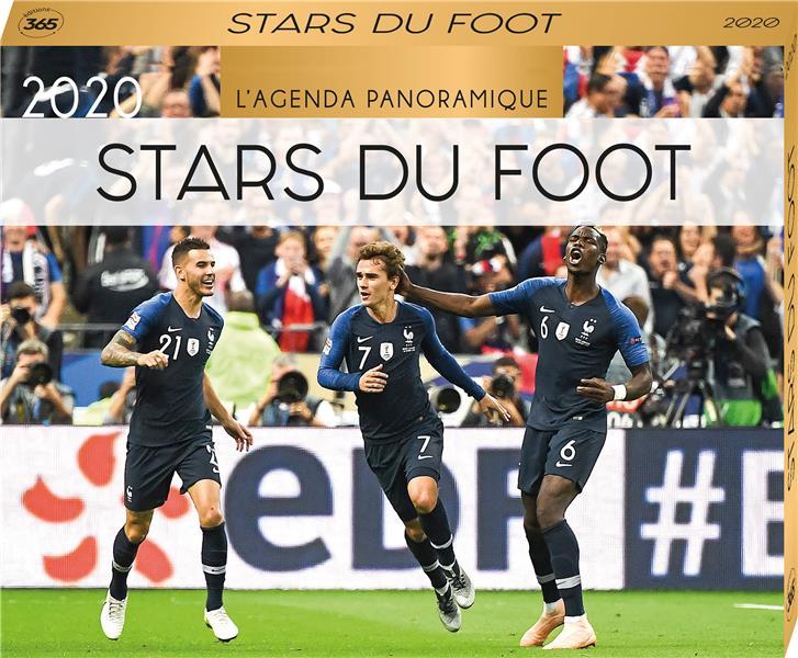 AGENDA PANORAMIQUE STARS DU FOOT 2020