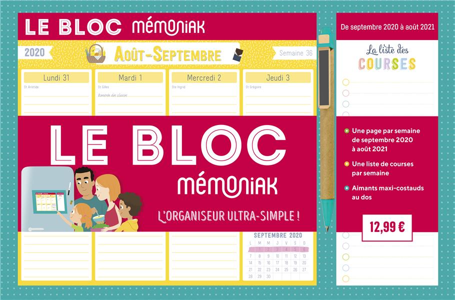 LE BLOC MEMONIAK 2020-2021