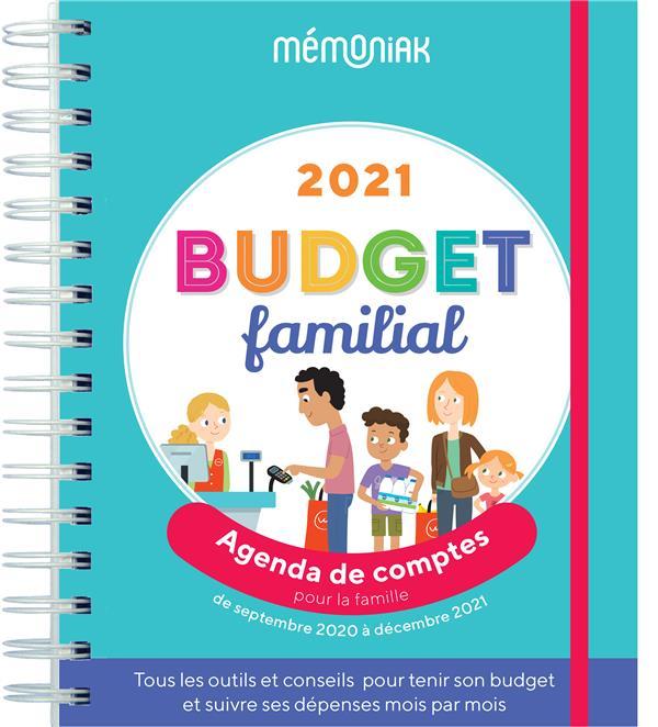 BUDGET FAMILIAL MEMONIAK 2020-2021