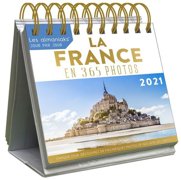 LE GRAND ALMANIAK DE LA FRANCE EN 365 PHOTOS 2021