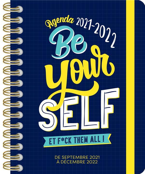 AGENDA 2021-2022 BE YOURSELF