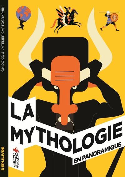 LA MYTHOLOGIE EN PANORAMIQUE