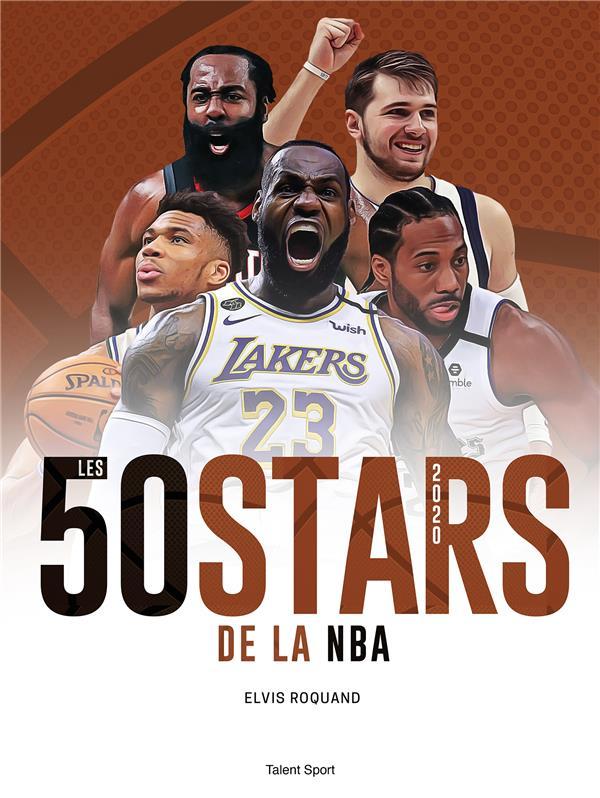 LES 50 STARS DE LA NBA - EDITION 2020