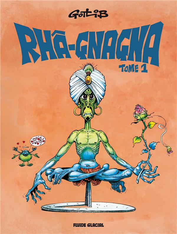 RHAA-GNAGNA - TOME 1 (NED)